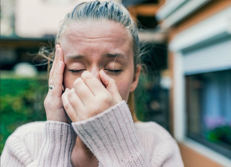 geniz akintisi semptomlari